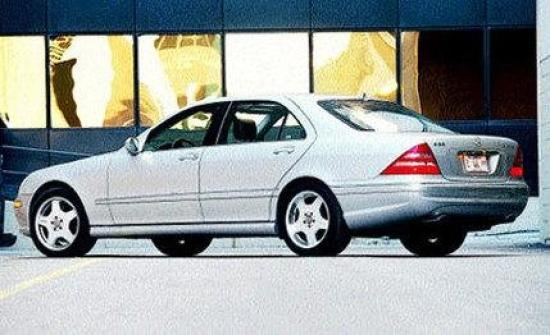 Image of Mercedes-Benz S55 AMG