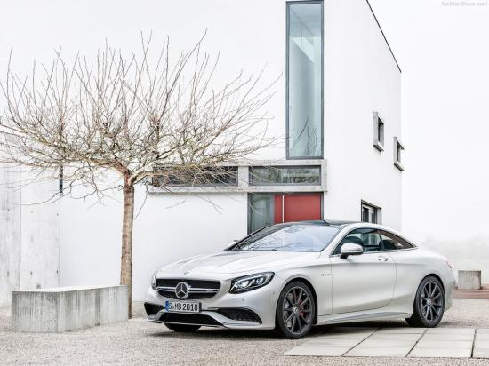 Image of Mercedes-Benz S63 AMG Coupe
