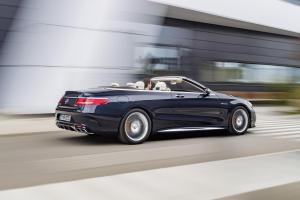 Picture of Mercedes-Benz S65 AMG Cabrio