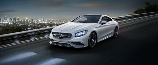 Image of Mercedes-Benz S65 AMG Coupe