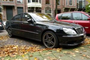 Picture of Mercedes-Benz S65 AMG (W220)