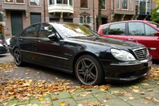 Image of Mercedes-Benz S65 AMG