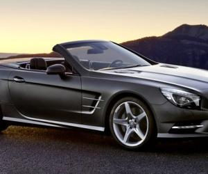 Picture of Mercedes-Benz SL 350 (R231)