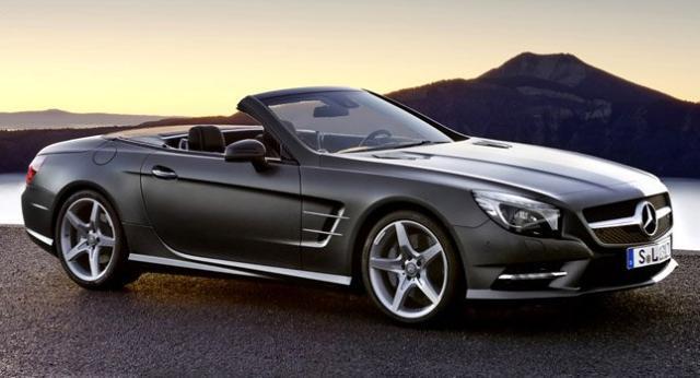 Image of Mercedes-Benz SL 350