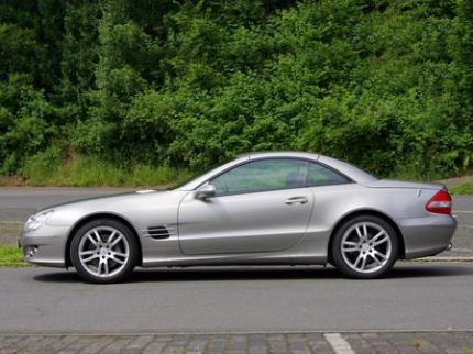 Mercedes Benz Sl 350 Laptimes Specs Performance Data