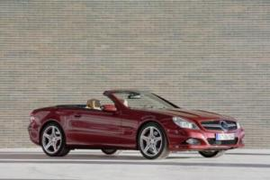 Picture of Mercedes-Benz SL 500