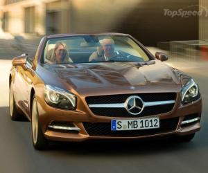Picture of Mercedes-Benz SL 500 R231