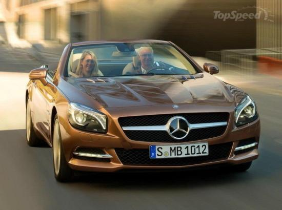 Image of Mercedes-Benz SL 500 R231