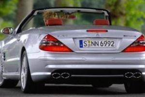 Picture of Mercedes-Benz SL 55 AMG