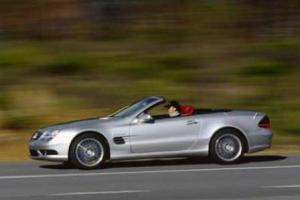 Picture of Mercedes-Benz SL 55 AMG (517 PS)