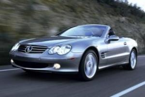 Picture of Mercedes-Benz SL 600