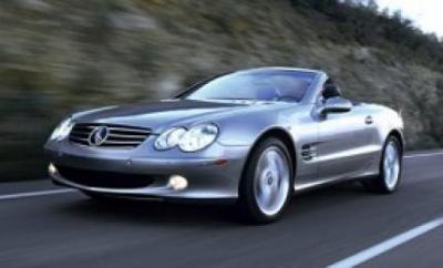Image of Mercedes-Benz SL 600
