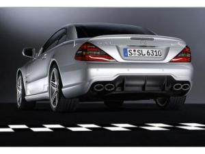 Photo of Mercedes-Benz SL 63 AMG