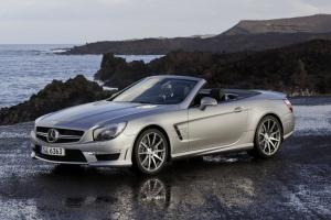 Picture of Mercedes-Benz SL 63 AMG