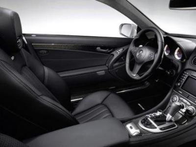 Image of Mercedes-Benz SL 63 AMG