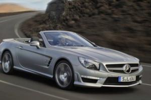 Picture of SL 63 AMG Performance Package