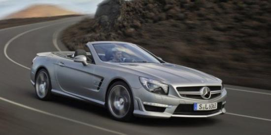 Image of Mercedes-Benz SL 63 AMG Performance Package