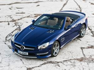 Photo of Mercedes-Benz SL 65 AMG