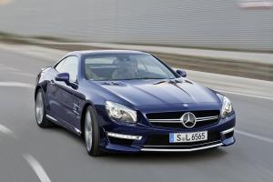 Picture of Mercedes-Benz SL 65 AMG