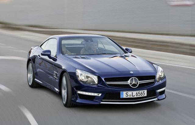 Image of Mercedes-Benz SL 65 AMG