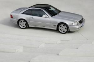 Picture of Mercedes-Benz SL 73 AMG (R129)