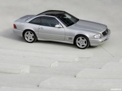 Image of Mercedes-Benz SL 73 AMG