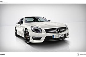 Picture of Mercedes-Benz SL63 AMG