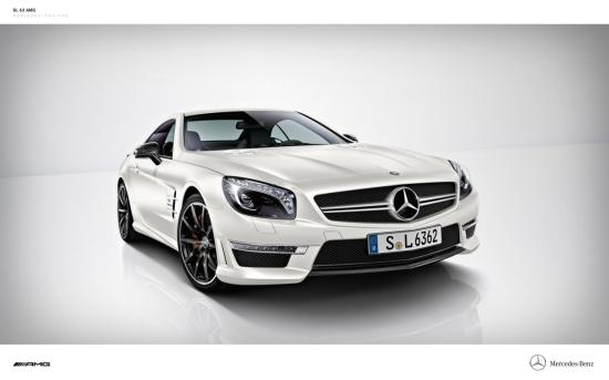 Image of Mercedes-Benz SL63 AMG