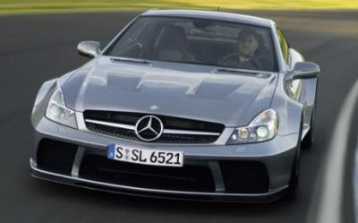 Image of Mercedes-Benz SL65 AMG Black Series