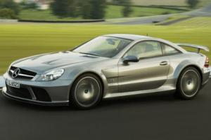 Picture of Mercedes-Benz SL65 AMG Black Series