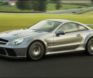 Picture of SL65 AMG Black Series