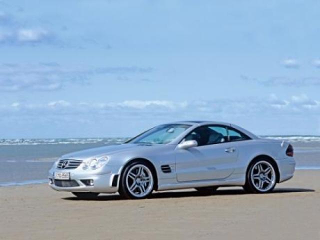 Image of Mercedes-Benz SL65 AMG