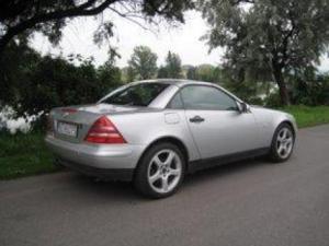Photo of Mercedes-Benz SLK 200 R170