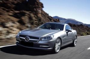 Photo of Mercedes-Benz SLK 200 BlueEFFICIENCY R172