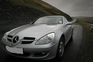 Picture of Mercedes-Benz SLK 200 Kompressor (R171)