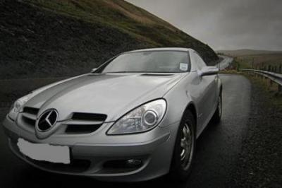 Image of Mercedes-Benz SLK 200 Kompressor