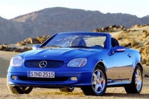 Picture of Mercedes-Benz SLK 200 (R170)