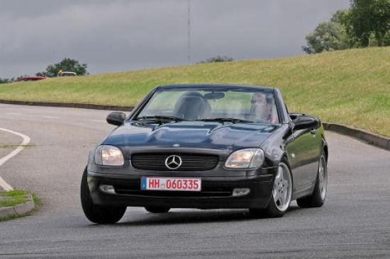 Image of Mercedes-Benz SLK 230