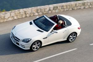 Picture of Mercedes-Benz SLK 250 CDI