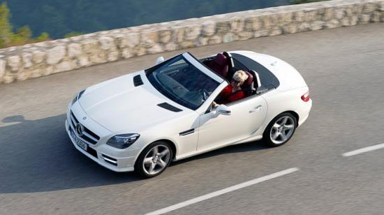 Image of Mercedes-Benz SLK 250 CDI