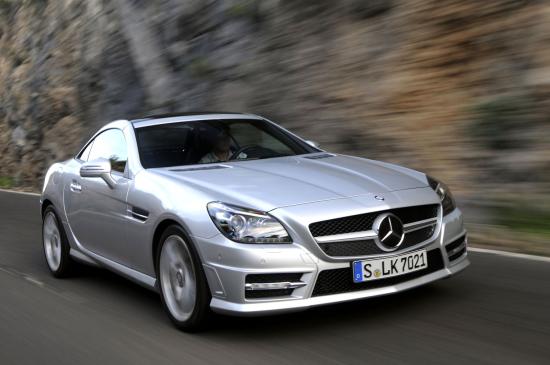 Image of Mercedes-Benz SLK 250