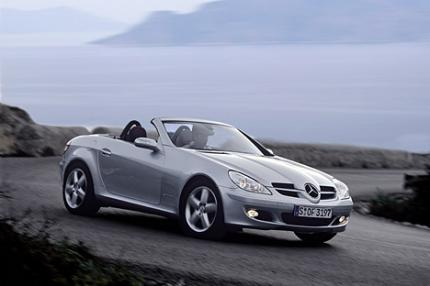 Mercedes Benz Slk 280 Laptimes Specs Performance Data