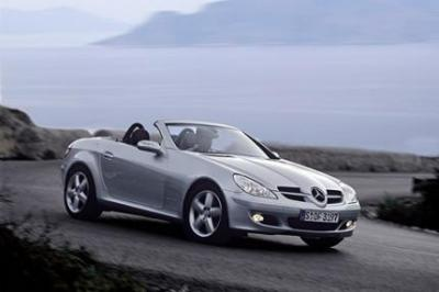Image of Mercedes-Benz SLK 280