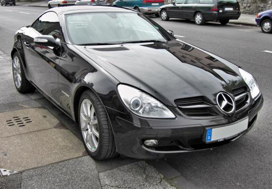 Image of Mercedes-Benz SLK 300
