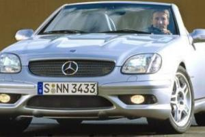 Picture of Mercedes-Benz SLK 32 AMG