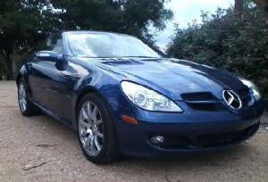 Photo of Mercedes-Benz SLK 350 R171