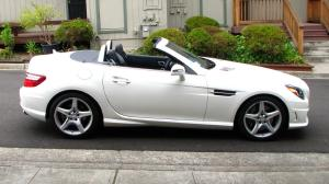 Photo of Mercedes-Benz SLK 350