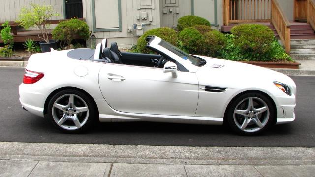 Image of Mercedes-Benz SLK 350