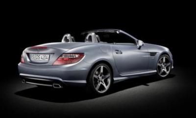 Image of Mercedes-Benz SLK 350 BlueEFFICIENCY
