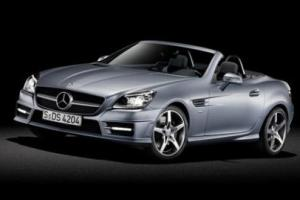 Picture of Mercedes-Benz SLK 350 BlueEFFICIENCY